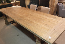 Rivermist Dining Table and Benches