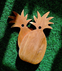 Wood Pineapple Chopping Board