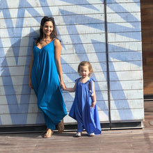 The Little Harem Jumpsuit - Cornflower Blue
