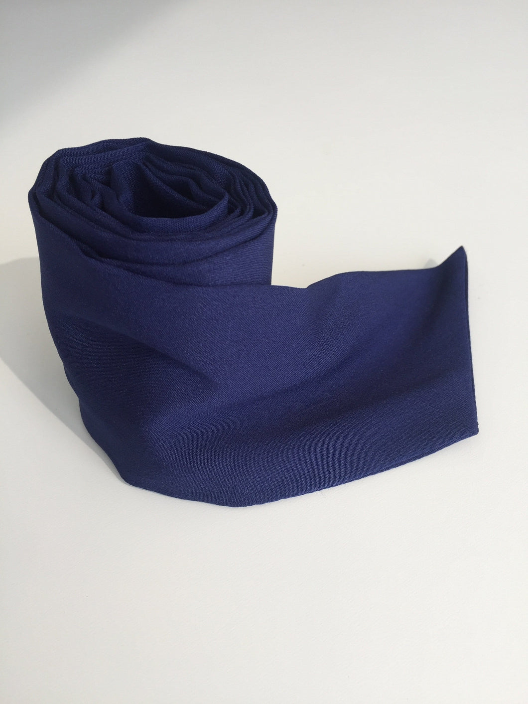 Tie Belt - Navy Blue