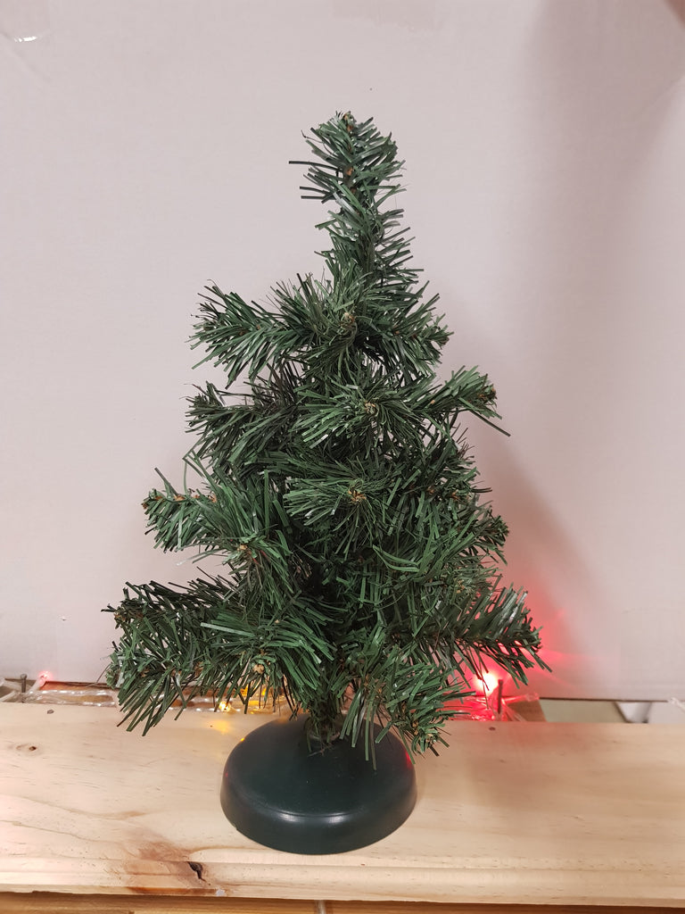 Christmas Tree 30cm Green