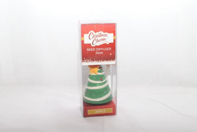 Christmas Reed Diffuser 50ml Apple/Strawberry