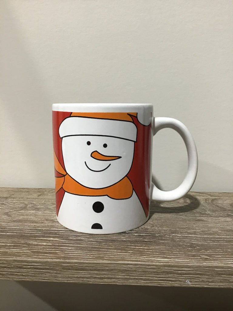 Christmas Mugs 330ml Assorted