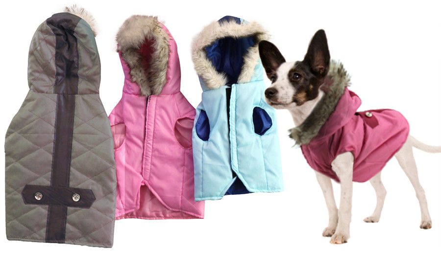 Dog Overcoat Jacket