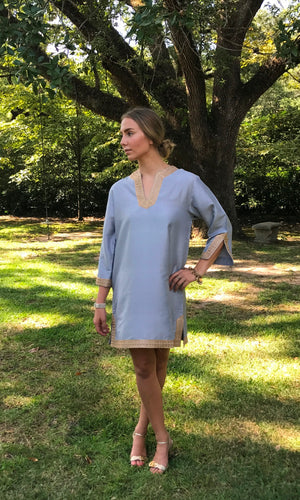 Earl Grey Uma Tunic/Dress - sueanu