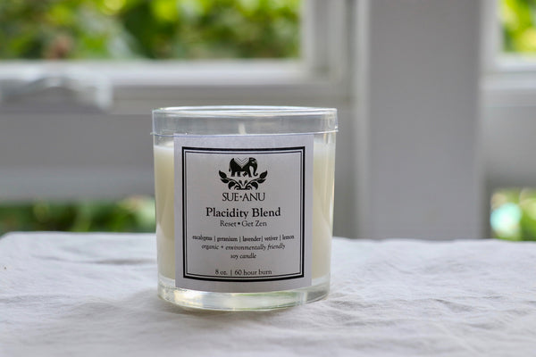Placidity Candle - sueanu