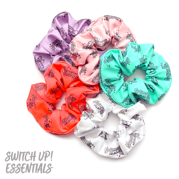 2019 Nationals Scrunchie