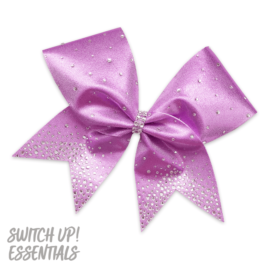 Blackout Cheer Bow