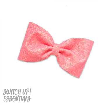 Brilliant Coral Tailless Bow