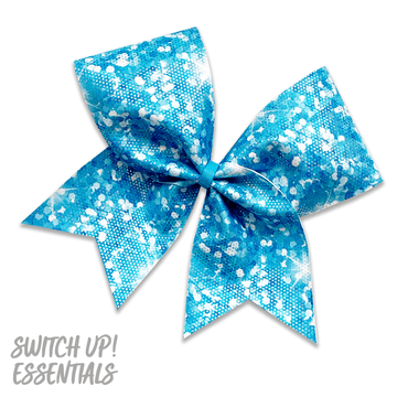 Frozen Party Cheer Bow