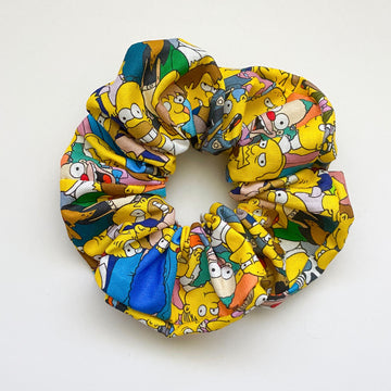 The Simpsons Character Scrunchie