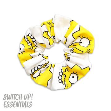 Lisa Simpson Scrunchie