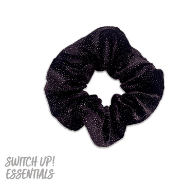 Midnight Velvet Scrunchie