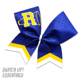 Riverdale Inspired Cheer Bow