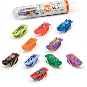 Fun Nano Hexbug Electronic Pet Toys. Robotic Insects For Children - Garden Gift Hub
