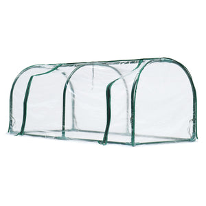 Another Top Small Greenhouse. Robust & Practical to Go Onto Your Garden, Lawn or Yard - Garden Gift Hub