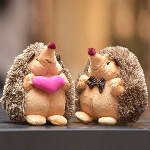 Loveable Soft Hedgehogs Child Toys - Garden Gift Hub