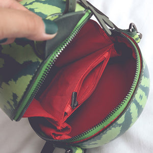 Trendy Watermelon Women's Shoulder Crossbody hand bag - Garden Gift Hub