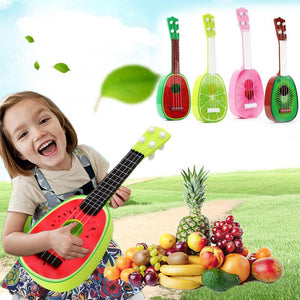 Children's Ukulele Musical Fruit Toy Instrument - Garden Gift Hub