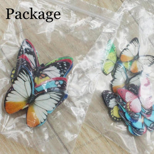 Transform Your Cakes With Edible Topper Butterflies - Garden Gift Hub
