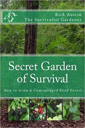 Secret Garden of Survival: How to grow a camouflaged food-forest. - Garden Gift Hub