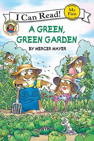 Little Critter: A Green, Green Garden (My First I Can Read) - Garden Gift Hub