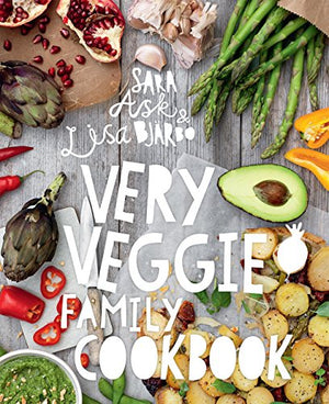 Very Veggie Family Cookbook: Delicious, Easy and Practical Vegetarian Recipes to Feed the Whole Family - Garden Gift Hub