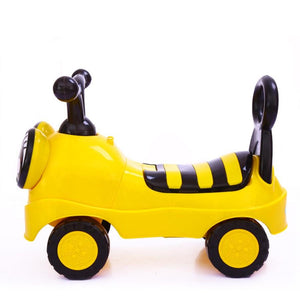 Brmmm Buzzzz Children's bumblebee twisting scooter with music - Garden Gift Hub