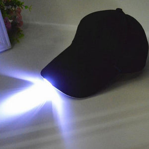 Discover The Perfect Garden Gift With a LED Light Cap To See In The Dark - Garden Gift Hub