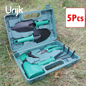 Gardeners' Love this Kit. Quality Garden Hand Tool Set In Carry Case - Garden Gift Hub