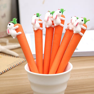 Imagine Using These Pens! Everyone Will Want Their Own Rabbit & Carrot