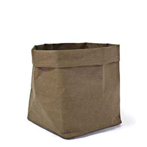 Trendy! Strong Kraft Paper Plant & Vegetable Storage Bags - Garden Gift Hub