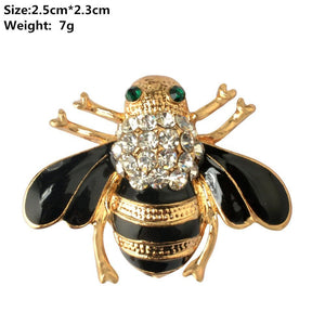 Beautiful Beetle Brooches.  Bugs Galore From The Garden - Garden Gift Hub