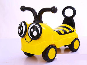 Children's bumblebee twisting scooter with music - Garden Gift Hub