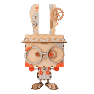 These Robotime DIY Cartoon Wooden Flower Pots Are a Total Hoot! - Garden Gift Hub