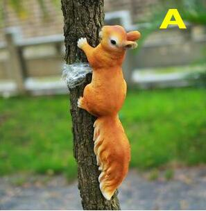 All-Time Favorite Tree-Climbing Squirrel Ornaments - Garden Gift Hub