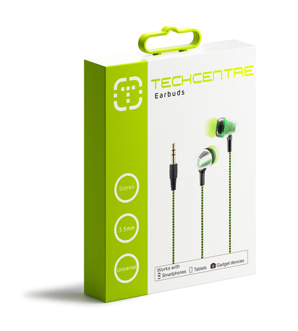 Earbuds Green