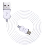 Micro USB Cable White/Grey 3m