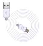 Micro USB Cable White/Grey 2m