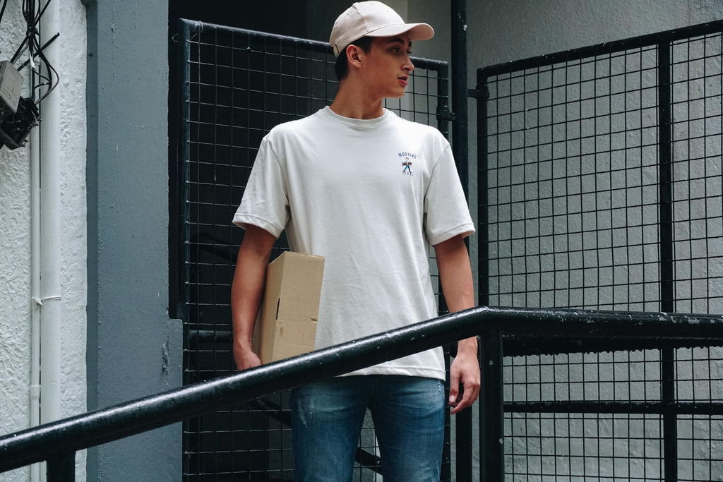Working Class 01 Classic Tee (xs left)