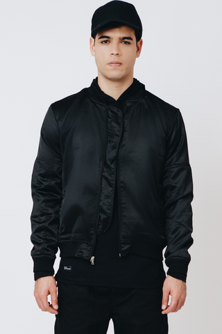 Staff Jacket Pack Black ver 01 'brittled paint'