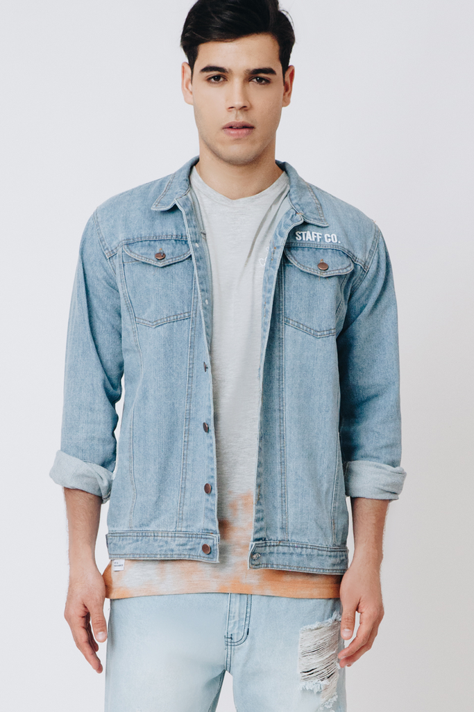 Clint Denim Jacket
