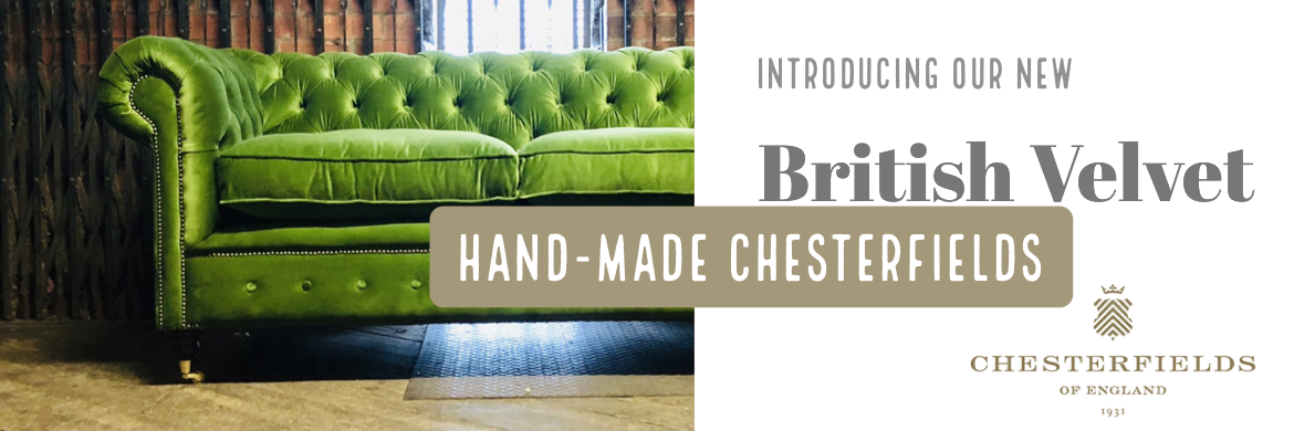 Chesterfield Sofas Handcrafted In The Uk Chesterfields Of England