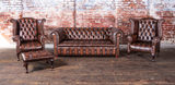 Four Piece Special cancelled order in Antique Brown £2000 RRP £4270