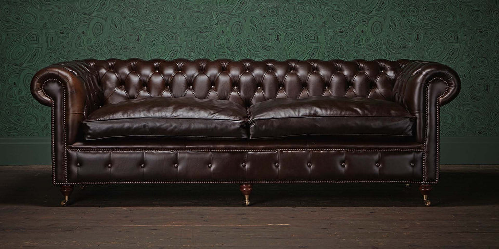 The Chelsea Chesterfield Sofa Chesterfields of England