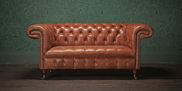 The Regency Chesterfield Sofa Chesterfields of England