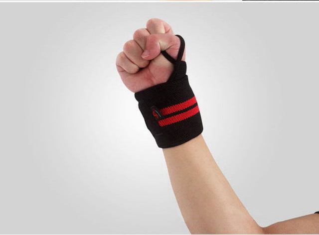 Bad Captain Crossfit Gym Wristbands