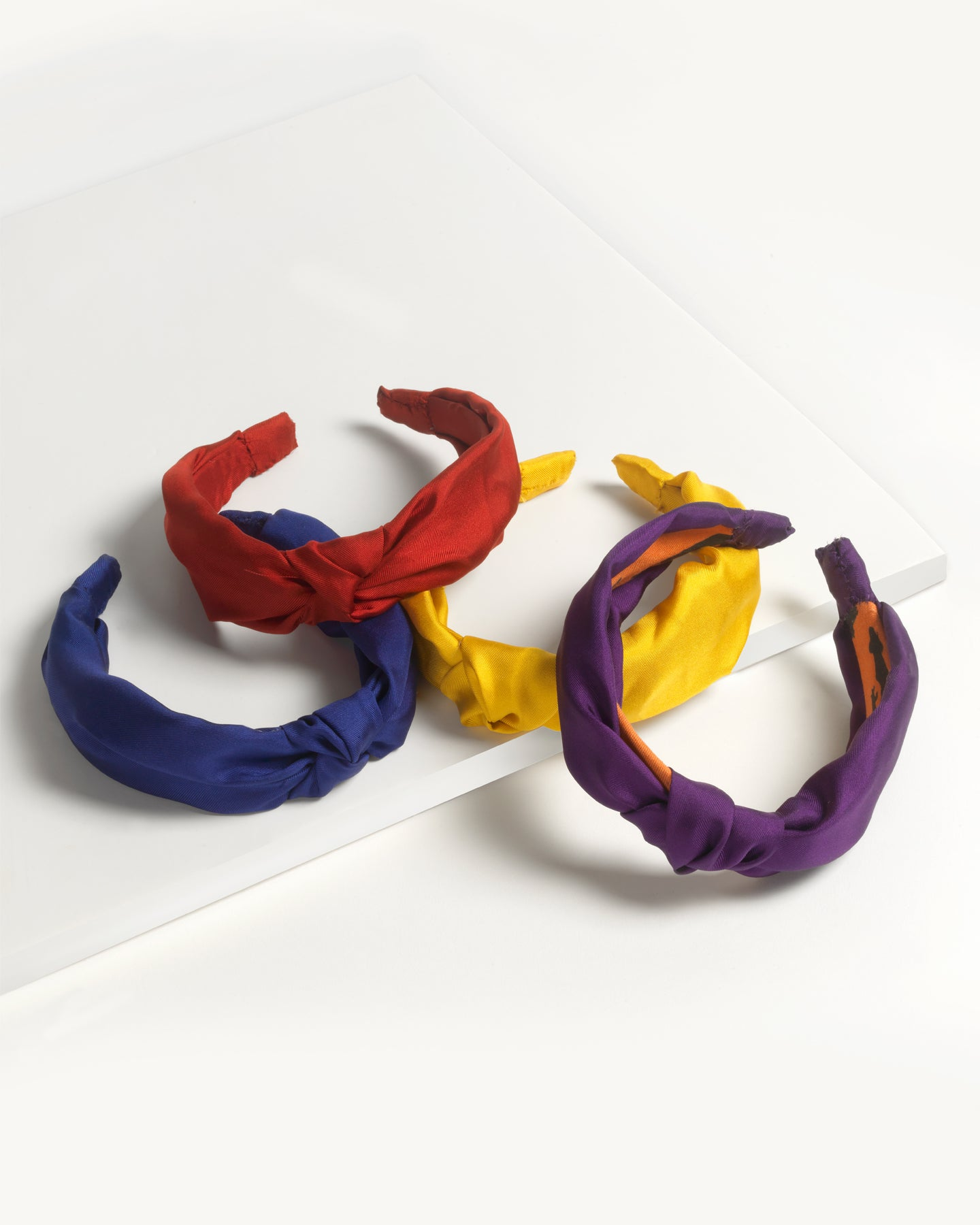 Colourful Silk Headband
