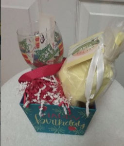 Gift Basket Happy Birthday