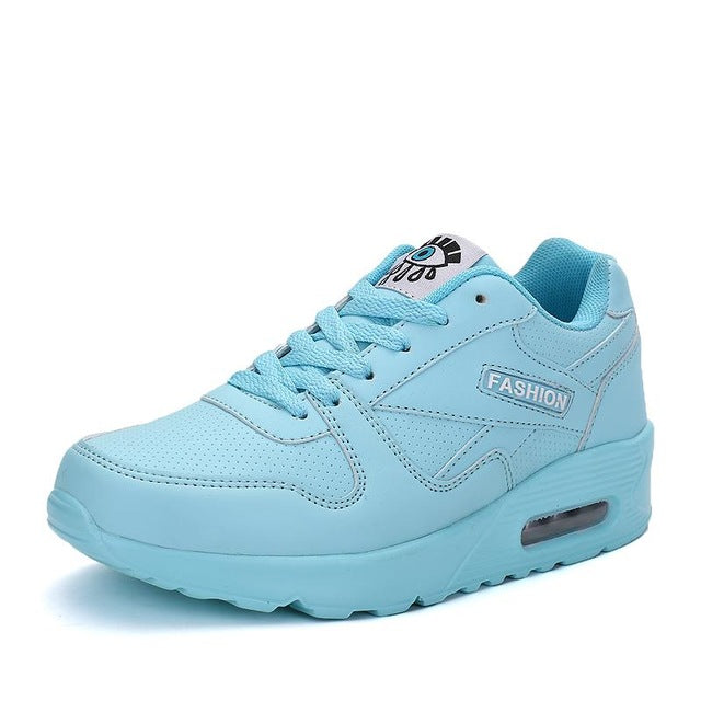 Women Shoes Tenis Feminino Casual Shoes Outdoor Walking Shoes Lace Up